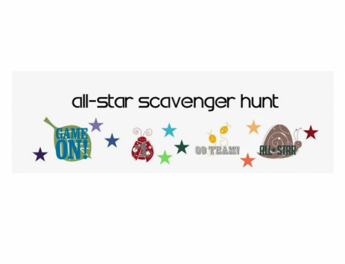 All-Star Scavenger Hunt