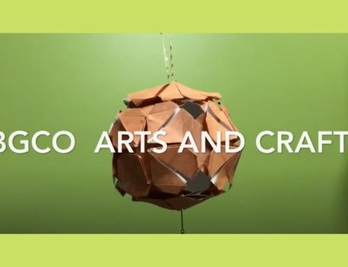 Art Paper Ball