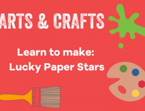 Craft: Lucky Paper Stars