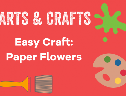 Craft: Paper Flower