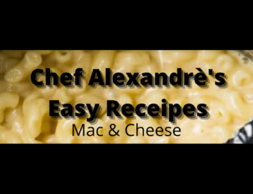 Chef Alexandre – Mac n' Cheese