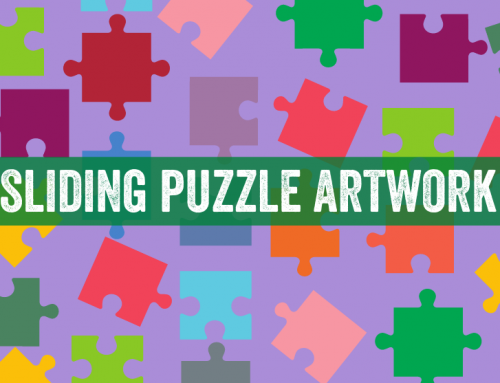Art Craft: Art Sliding Puzzle