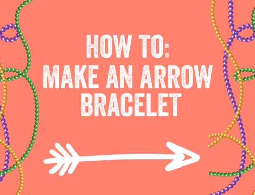 Craft: Arrow Bracelet
