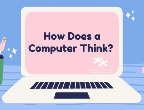 How Does a Computer Think?