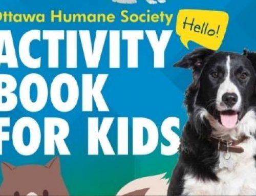 Ottawa Humane Society Activity Book