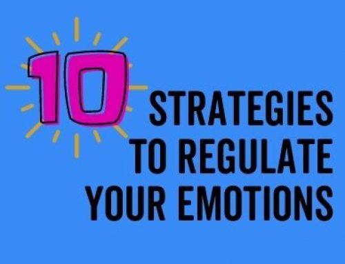 Emotional Regulation Strategies